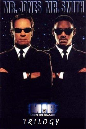 Люди в черном: Трилогия / Men in Black: Trilogy (1997, 2002, 2012) HDRip [H.264] [MP4 960х528] скачать через торрент бесплатно