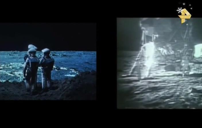 День космических историй. Американцы на Луне  (2016)