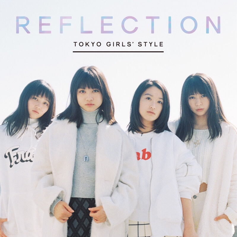 20160107.04.1 TOKYO GIRLS' STYLE - Reflection cover 1.jpg