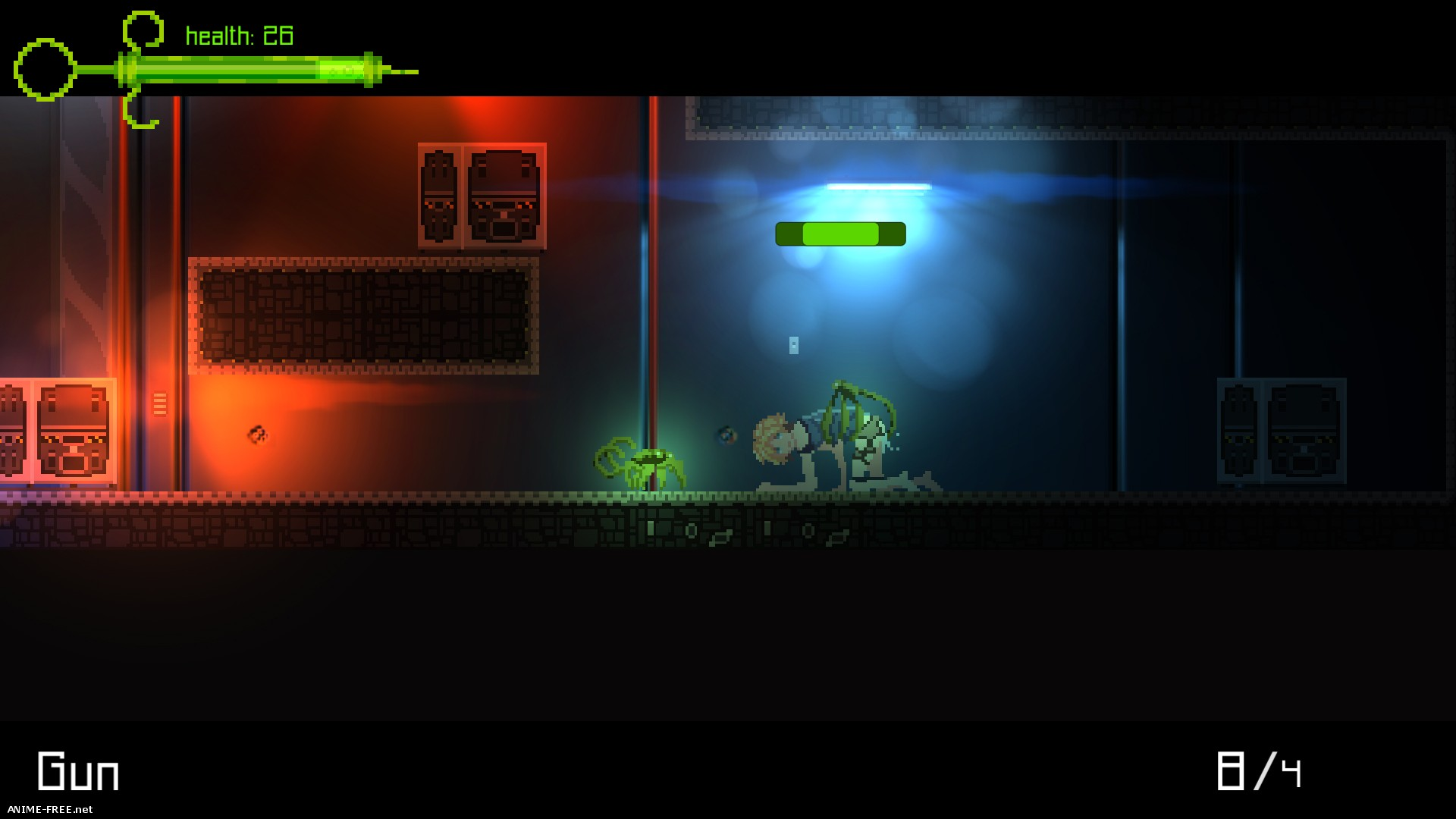 Delirium [2015] [Uncen] [Action, Dot/Pixel] [ENG] H-Game