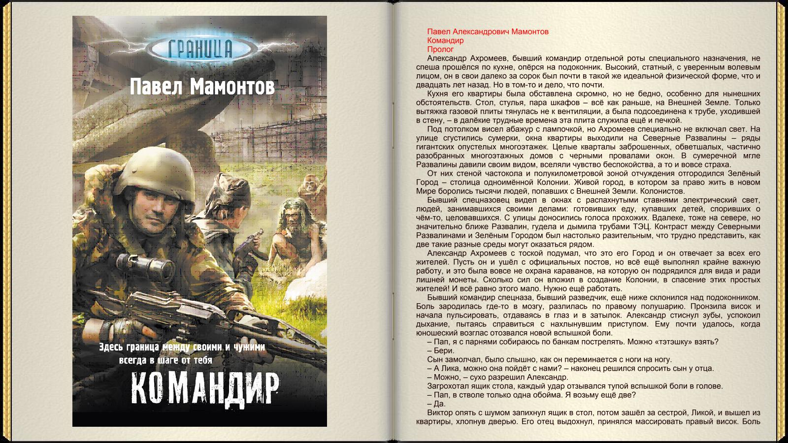 Серия книг - Граница [17 книг] | FB2, RTF