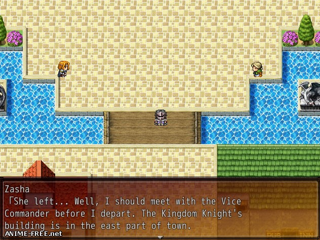 The Anticipated Fall of Holy Knight Olyana [2013] [Cen] [jRPG] [ENG,JAP] H-Game