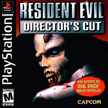 Trilogy Resident Evil 1-3 / Resident Evil 1-3 Best Collection (1997-1999) [PS1] [NTSC-U] [Unofficial] [Ru]