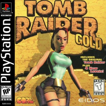 Anthology Tomb Raider 1-5 / Tomb Raider 1-5 Best Collection (1996-2000) [PS1] [NTSC-U/PAL] [Unofficial] [Ru]