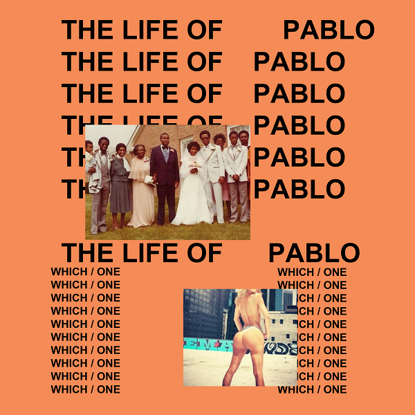 Kanye West - The Life of Pablo | FLAC