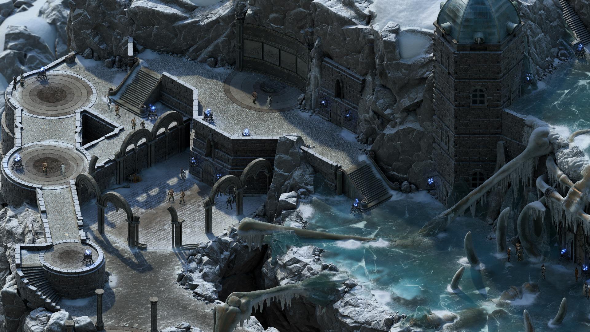 Pillars of Eternity: The White March - Part II | PC | Лицензия