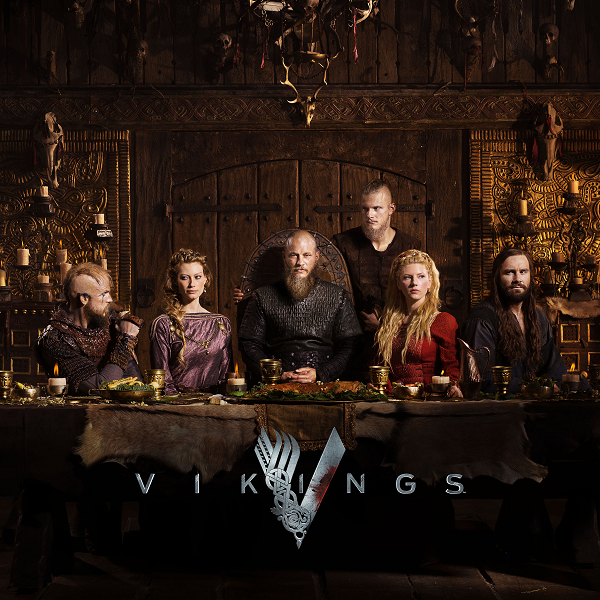 Викинги / Vikings (2016) BDRip 1080p | LostFilm