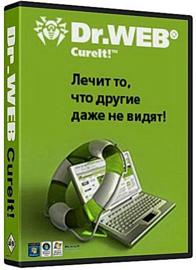 Dr.Web CureIt! 10.0.10 [25.02.2016] [Multi/Ru]