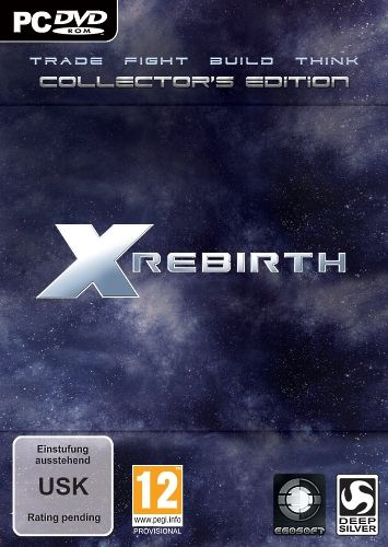 X Rebirth: Collector's Edition | PC | Лицензия