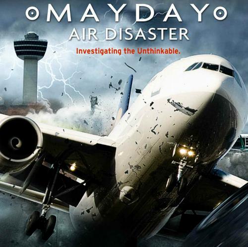 Расследования авиакатастроф / Mayday / Air Crash Investigation (сезон 18 & The Accident Files) (1-8, 10-20 серии из 20) [2018, документальный, HDTV 1080i]