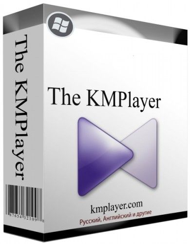 The KMPlayer 4.0.8.1 repack by cuta (build 2) [Multi/Ru]
