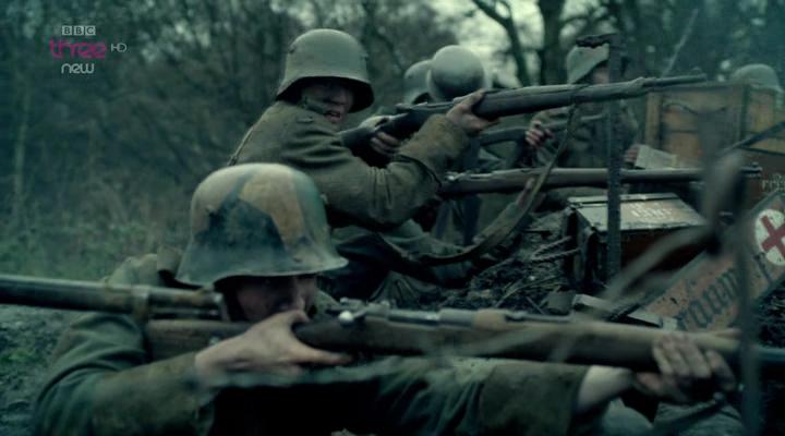 BBC. Наша Первая мировая / Our World War (1-3 серии из 3) (2014) HDTVRip