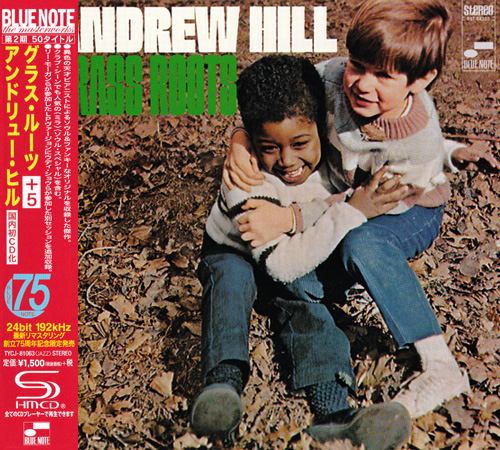 (Post-Bop, Modern Creative) [CD] Andrew Hill - Grass Roots (1968) - 2014 {Japan SHM-CD Blue Note 24-192 Remaster}, FLAC (tracks+.cue), lossless