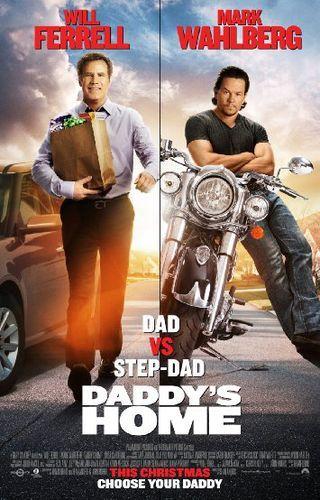 Здравствуй, папа, Новый год / Daddy&#039s Home (Шон Андерс) [2015, комедия, BDRip 1080p] DUB [Line]