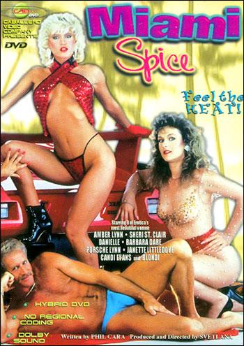 Пикантный Майами / Miami Spice (1986) DVDRip |