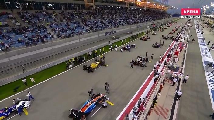 Формула 1 Бахрейн Гонка скачать