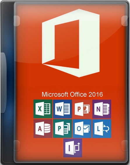Microsoft Office 2016 Pro Plus + Visio Pro + Project Pro 16.0.4405.1000 VL (x86) RePack by SPecialiST v16.7