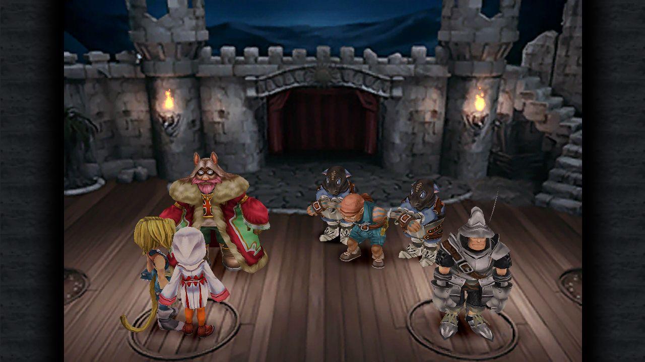 Final Fantasy IX (ENG|MULTI5) [RePack] от R.G. Механики