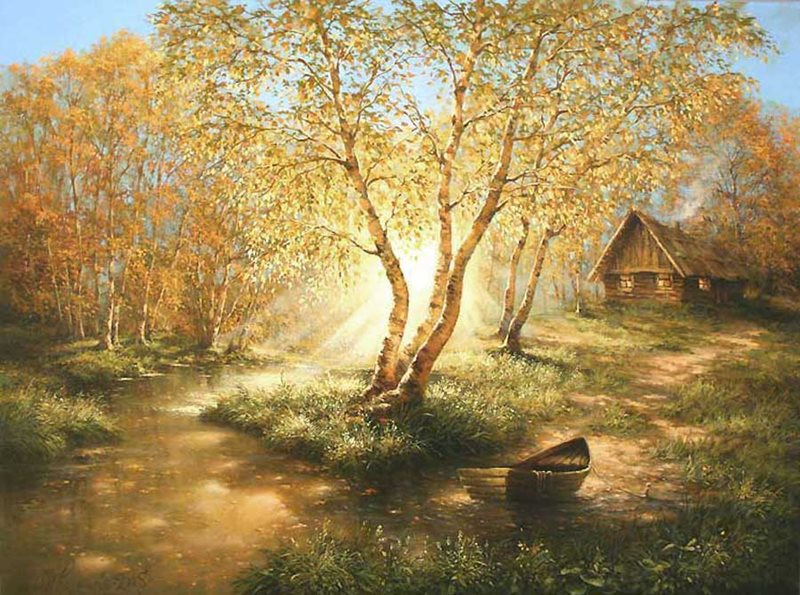 Творчество художника Михаила Иваненко