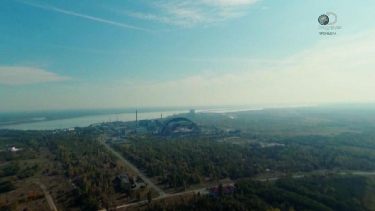 Discovery. Чернобыль: жизнь после | HDTVRip 720p | P2