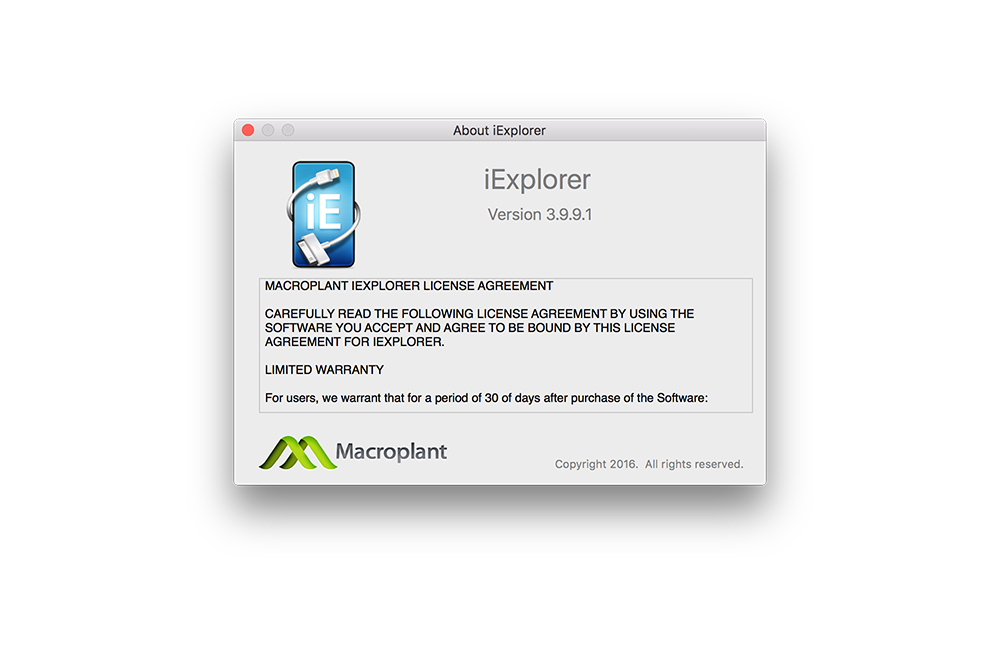 iExplorer 3.9.9.1 (2016) Multi / Русский