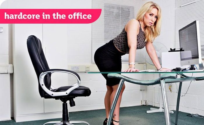 Karlie Simone / Hardcore In The Office (2016)