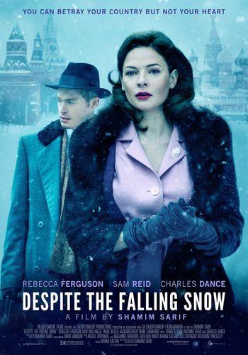 Несмотря на падающий снег / Despite the Falling Snow (2016) BDRip [H.264 / 720p] [EN]