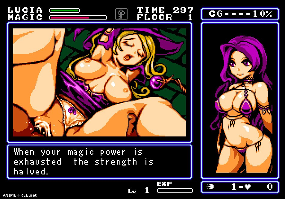 Tower of succubus [2016] [Cen] [Action, DOT/Pixel] [JAP,ENG] H-Game