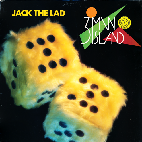 (House) [EP][24/96] 3 Man Island - Jack The Lad - 1988, FLAC (tracks)