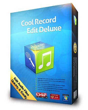 Cool Record Edit DeLuxe 9.1.5 [Rus/Eng]