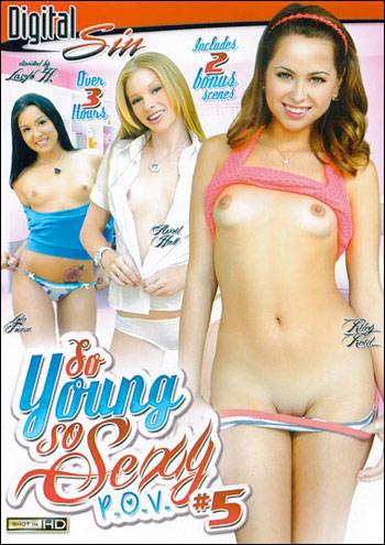 Digital Sin - So Young So Sexy POV 5 (2012) DVDRip