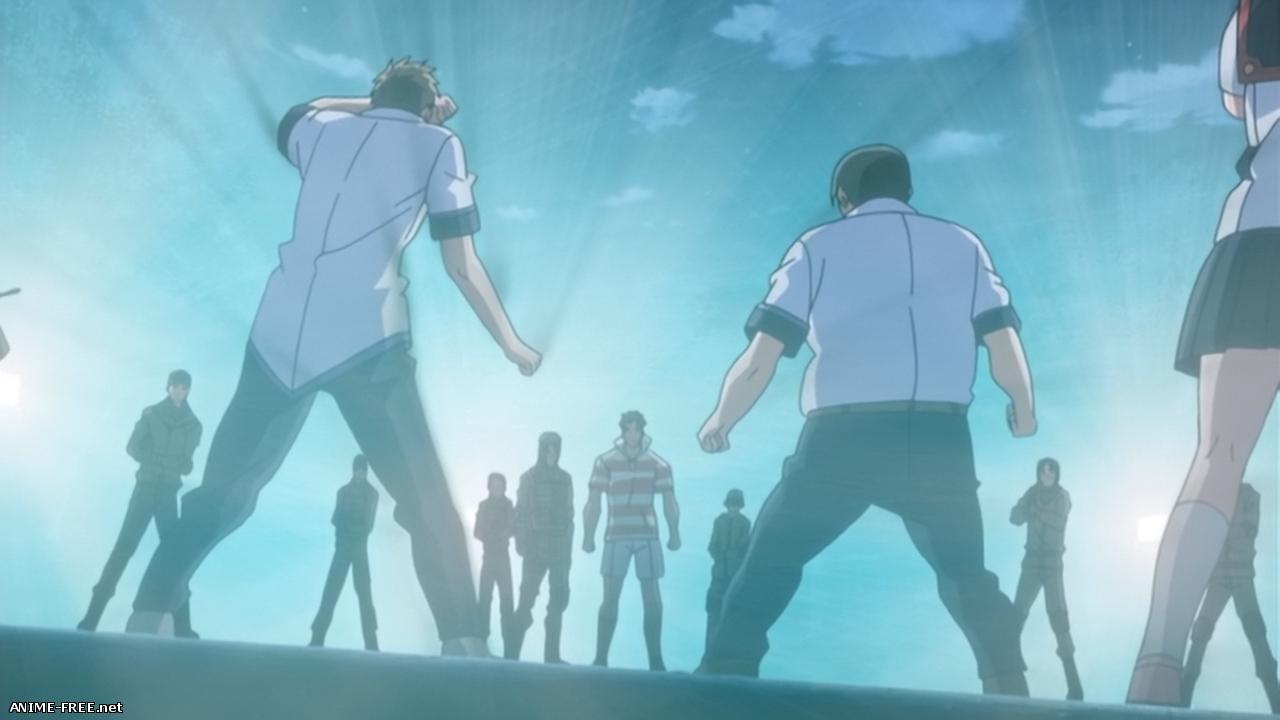 Last Waltz: Hakudaku Mamire no Natsu Gasshuku / Последний вальс ~Летний лагерь разврата~ [Ep.1-2] [720p] [ENG,JAP,RUS] Anime Hentai