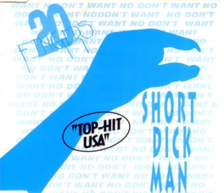 (House, Euro House) [CDM] 20 Fingers - Short Dick Man - 1994, FLAC (tracks+.cue), lossless