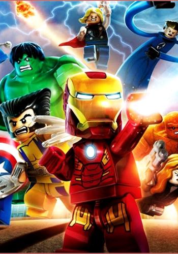 LEGO: Marvel ��������