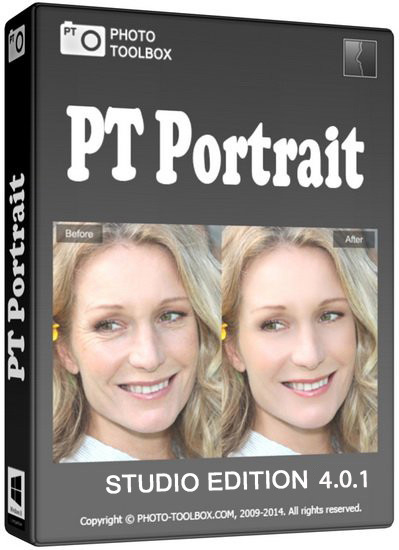 PT Portrait 4.0.1 Studio Edition RePack (& Portable) by 78Sergey-conservator (x86-x64) (2016) Rus/Eng