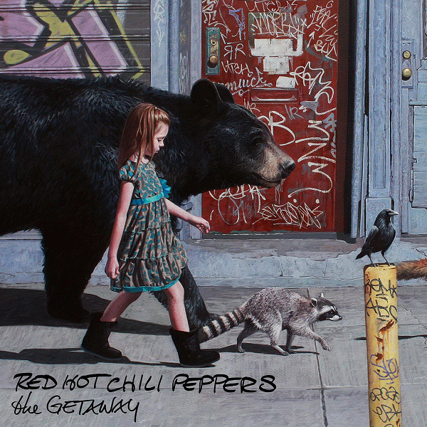 Red Hot Chili Peppers - The Getaway | FLAC