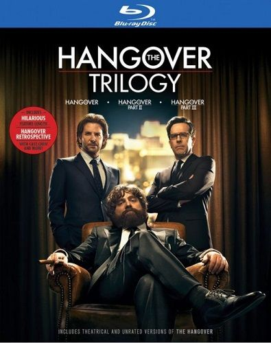 The Hangover Trilogy 2009-2013 1080p BluRay x264 DTS-ETRG