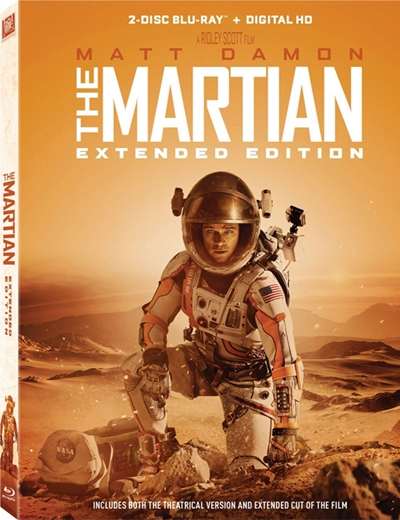 Марсианин / The Martian (2015) HDRip [Extended Cut]