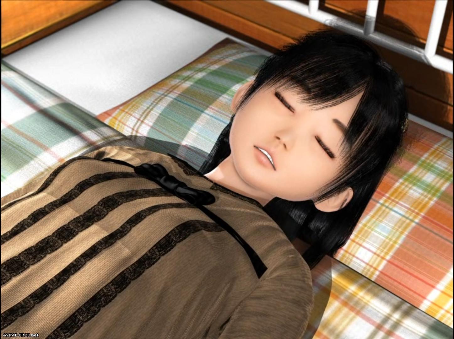 Ecchi Secret Kichi 2 / Тайный притон разврата 2 [2013] [Cen] [3DCG, Animation] [RUS,JAP] H-Game