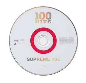 100 Hits: Supreme 70s [5CD] (2014)