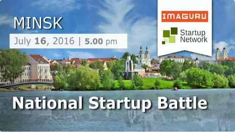 National Startup Battle, Minsk