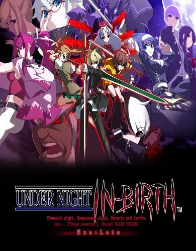 Under Night In-Birth Exe:Late [L] [ENG + JAP / JAP] (2016) [Scene]