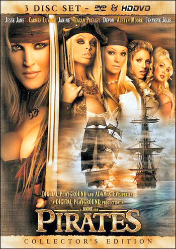 Digital Playground - Пираты / Pirates (2005) DVDRip | Rus