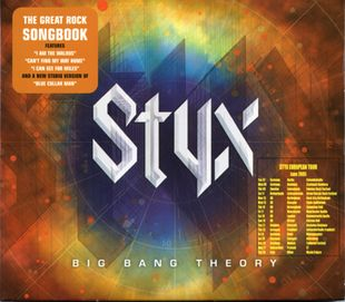 Styx - Discography (1972-2012)