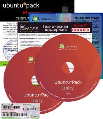 Ubuntu*Pack 16.04 Unity [i386 + amd64] [июль] (2016) PC