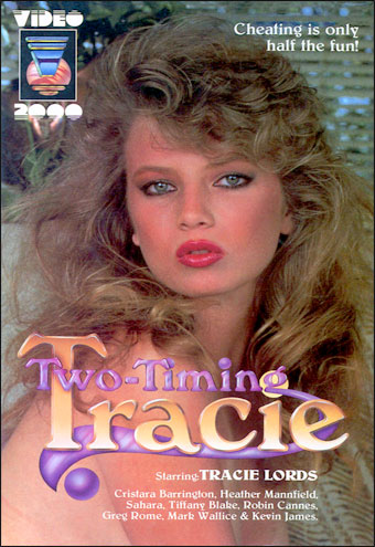 Два отрезка времени Трейси / Two Timing Traci / Two-Timing Tracie (1985) DVDRip |