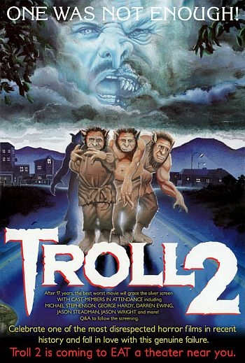 Тролль 2 / Troll 2 (1990) HDRip-AVC | P2, L1