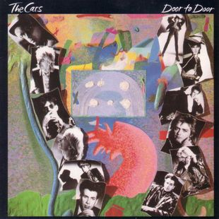 The Cars - Studio Album Collection 1978-1987 (2014) [Hi-Res stereo]