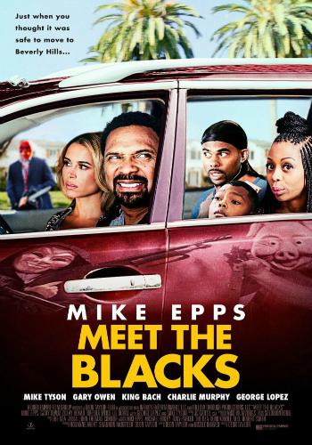 Знакомьтесь, семейка Блэков / Meet the Blacks (2016) BDRip 1080p | iTunes