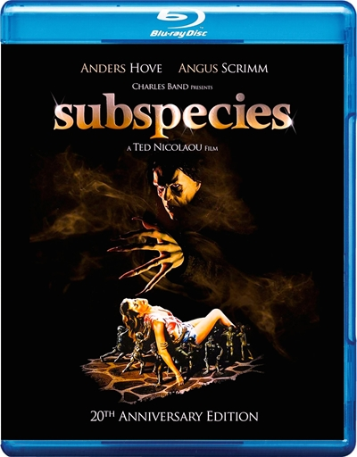 Подвиды / Subspecies (1991) BDRip-AVC | A